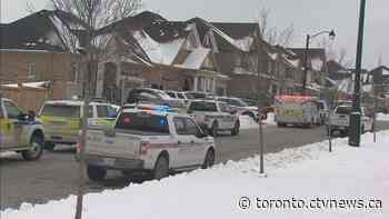 Two dead, three in hospital following stabbing, police shooting in Mount Albert, Ont. - CTV Toronto