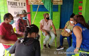 Campesinos de Caucasia se alistan para concertar plan de reparación colectiva - Diario La Libertad