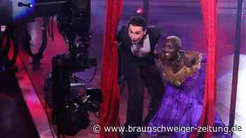"""""""Let's Dance"""": Auma Obama scheidet im Viertelfinale aus"""