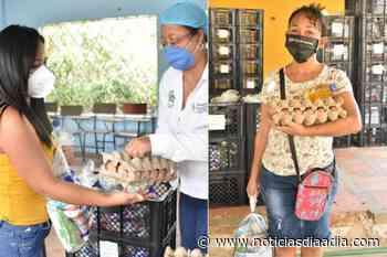 Cambiará la entrega de alimentos del programa de RPC de Funza, Cundinamarca - Noticias Día a Día