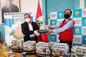 Qali Warma lleva 76 toneladas de alimentos a vecinos de Ancón, Callao, Pachacamac y Santa Rosa - El Peruano
