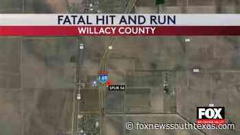 Authorities Investigate Fatal Hit & Run Crash in Willacy County