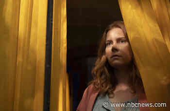 'The Woman in the Window' asks if Amy Adams is an unreliable narrator, or if her meds are