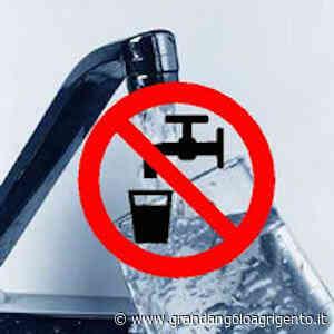 Sciacca, divieto uso potabile acqua serbatoio Mura di Vega - Grandangolo Agrigento