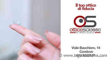 Ottica Sciacca a Condove: lenti a contatto multifocali • L'Agenda News - http://www.lagendanews.com
