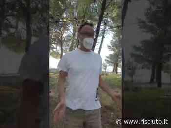 """""""Faciemu scrusciu"""", tante adesioni anche a Sciacca al flash mob contro gli incendi dolosi (Video) - Risoluto"""