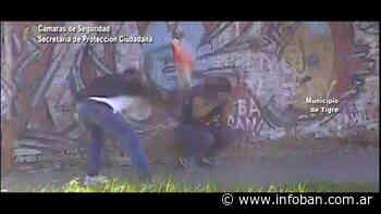 Troncos del Talar: el COT detuvo a un hombre que agredió a su pareja lanzándole objetos a la cara - InfoBan