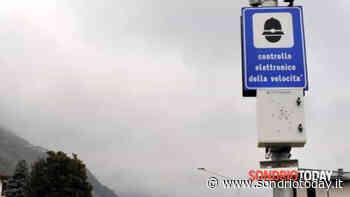 Chiavenna, a 111 chilometri orari in centro: scoperto e multato - SondrioToday