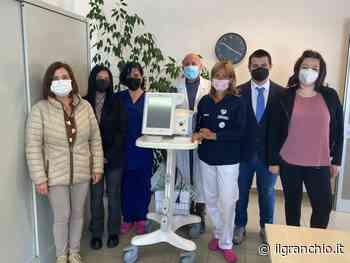 """Anzio-Nettuno, consegnato all'Ospedale """"Riuniti"""" un nuovo ventilatore polmonare - Cronaca - Il Granchio - Notizie Anzio e Nettuno"""