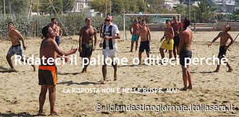 Rimosso il campo del Tirrena ad Anzio, addio al Partitone della domenica - Il Clandestino Giornale