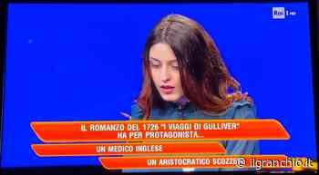 L'eredità: una ragazza di Anzio nella puntata di mercoledì sera - Cronaca - Il Granchio - Notizie Anzio e Nettuno