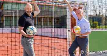 Oberndorf: Jugend erhielt Anlage für den Freizeitsport - Salzburger Nachrichten