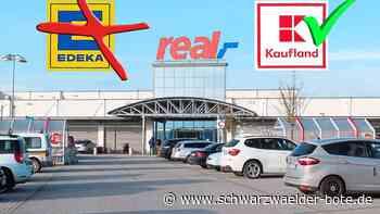 Zukunft des Real-Marktes - Edeka übernimmt Filiale auf dem Lindenhof nicht - Schwarzwälder Bote