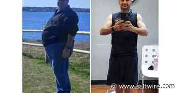 Pictou County man's weight loss getting international attention | Saltwire - SaltWire Network