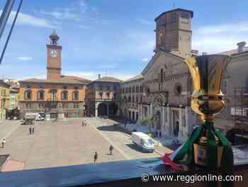 Il grande calcio a Reggio Emilia: finale di Coppa Italia con il pubblico. VIDEO - Reggionline