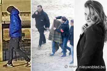 De jacht op de man met de blauwe jas: terwijl Sofie lag te sterven, maakte hij selfies