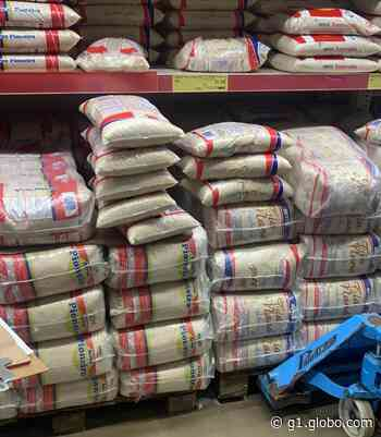Produtos vencidos são encontrados à venda pelo Procon em supermercado de Ituiutaba - G1