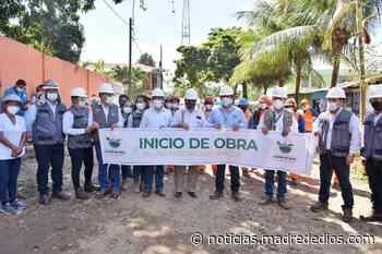 Puerto Maldonado: Goremad construirá pistas, veredas y zonas de jardinería con 129 millones de soles - Radio Madre de Dios