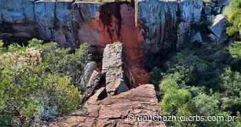 Local turístico tradicional de Alegrete, ponte de pedra desmorona - GauchaZH