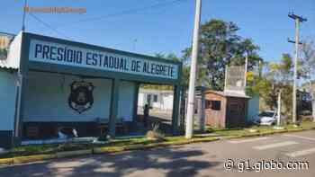 Presídio Estadual de Alegrete tem surto de Covid entre agentes de segurança e detentos - G1