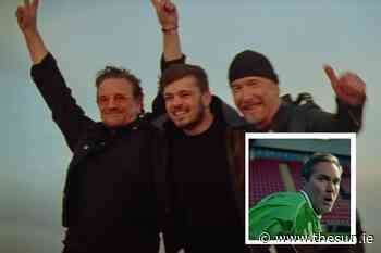 Bono and The Edge team up with DJ Martin Garrix for official Euro 2020 song as Jason McAteer features in... - The Irish Sun