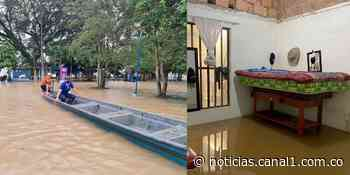 Declaran calamidad pública por afectación de la ola invernal en Cabuyaro, Meta - Canal 1