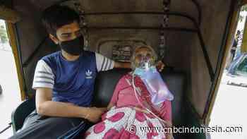 Covid-19 di India, Begini Ngerinya Kondisi New Delhi News - CNBC Indonesia