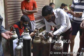 Pengadilan New Delhi akan Hukum Pejabat Lalai Tangani Covid - Republika Online