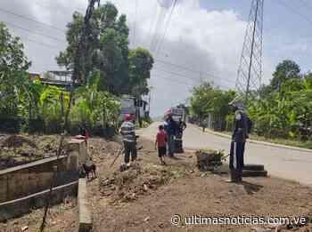 En Santa Teresa del Tuy se fajan limpiando quebradas y cauces - Últimas Noticias