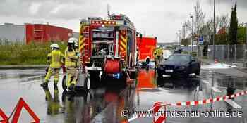 Lohmar: Auto kommt ins Schleudern – Fußgängerin schwer verletzt - Kölnische Rundschau