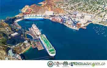 Puerto de Santa Marta y gobierno de los EE.UU. se unen contra del narcotráfico - El Informador - Santa Marta