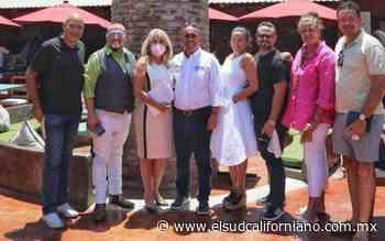 Pancho Pelayo se reúne con empresarios de San José del Cabo - El Sudcaliforniano
