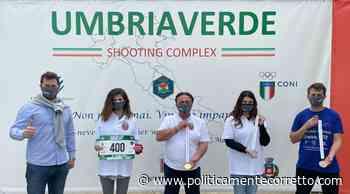 Attività Internazionale Al via a Massa Martana l'11^ Green Cup di Trap e Skeet - politicamentecorretto.com