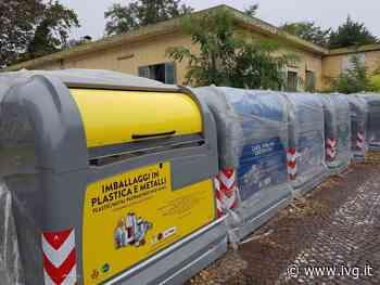 Ad Albenga isole ecologiche dedicate alla raccolta dei rifiuti prodotti da turisti e visitatori - IVG.it