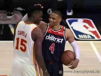 Basketball - Wizards-Star Westbrook bricht 47 Jahre alten NBA-Rekord - Frankenpost