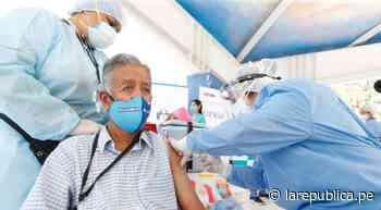 Piura: adultos mayores de 70 años de Morropón siguen a la espera de vacunas - LaRepública.pe