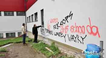 Größter Graffiti-Vandalismus bislang in Nabburg - Onetz.de