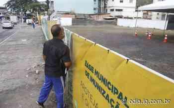 Moradores de Guapimirim reclamam da suspensão da vacina da Covid-19 - Jornal O Dia