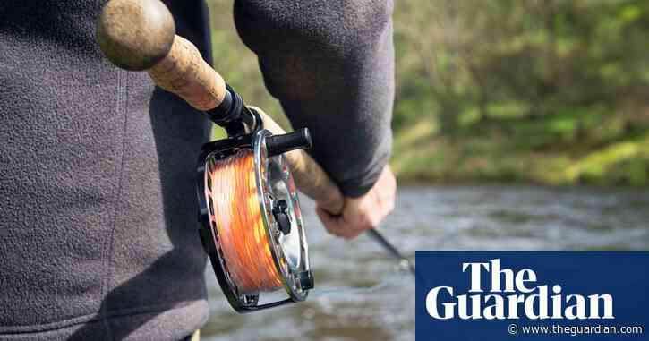 Net profit: tackle shop sales soar as UK catches fishing bug in lockdown