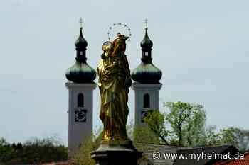 Patrona Bavariae, Madonna Tutzing, - München - myheimat.de - myheimat.de