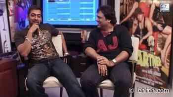 Salman Khan & Govinda's Funny Conversation For Film 'Partner' In 2007 - Lehren