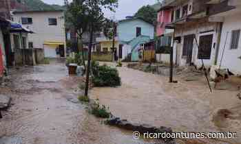 Chuvas em Ipojuca fazem prefeitura suspender vacinação da Covid-19 - Blog do Ricardo Antunes