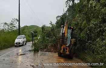 Defesa Civil põe Ipojuca em alerta máximo por chuvas - Diário de Pernambuco