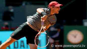 Tennis News : Madrid Open 2021 - Dominic Thiem beats John Isner 3-6, 6-3, 6-4 - Power Sportz