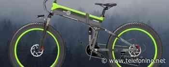 Bezior X1000: mostro di bici elettrica in sconto BOMBA di 682€ - Telefonino.net