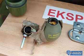 Pola. Bomba a mano lasciata vicino ai rifiuti - LaVoce del popolo