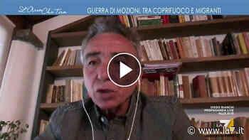 """Federico Geremicca: """"I referendum sulla giustizia annunciati da Salvini sono una bomba a orologeria che può creare problemi a Draghi"""" - La7"""