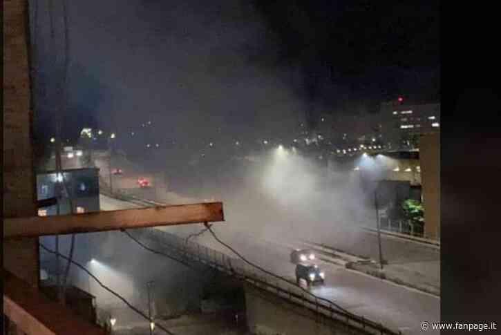 Bomba nella notte a Ponticelli: è la terza in quattro giorni - Fanpage.it