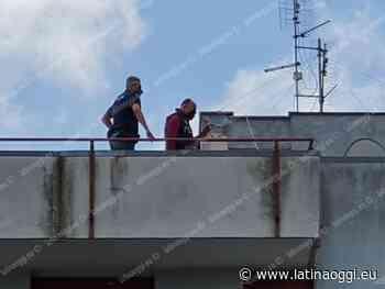Bomba sul terrazzo, c'era anche del tritolo - latinaoggi.eu