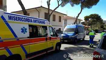 Quercianella, nonno e nipoti scavano una buca in giardino e trovano una bomba inesplosa - LivornoToday